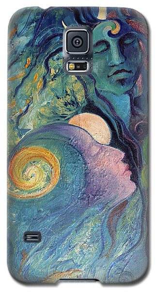 Immaculate Conception Galaxy S5 Case