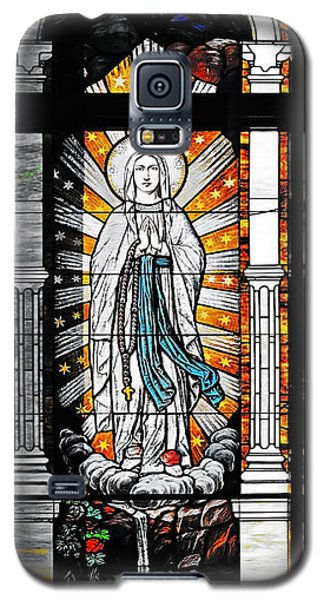 Galaxy S5 Case featuring the photograph Immaculate Conception San Diego by Christine Till