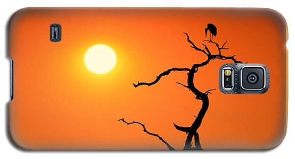 Impalila Island Sunset No. 2 Galaxy S5 Case