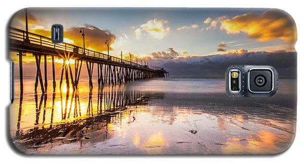 Galaxy S5 Case featuring the photograph Imperial Burst by Ryan Weddle