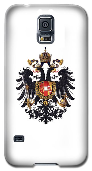 Imperial Coat Of Arms Of The Empire Of Austria-hungary 1815 Transparent Galaxy S5 Case