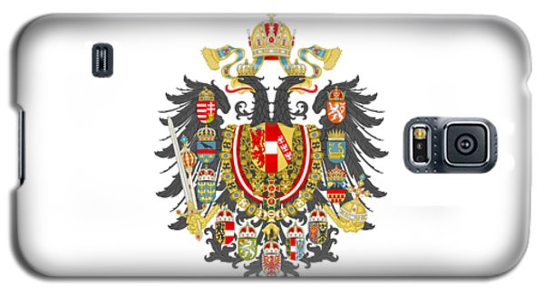 Imperial Coat Of Arms Of The Empire Of Austria-hungary Transparent Galaxy S5 Case