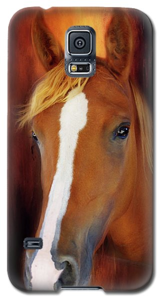 Imperial Pose Galaxy S5 Case