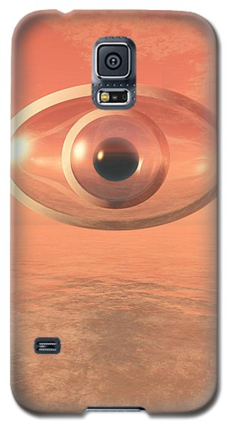 Impossible Eye Galaxy S5 Case