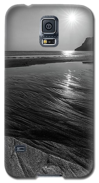 Galaxy S5 Case featuring the photograph Impression From Talisker Beach by Davorin Mance