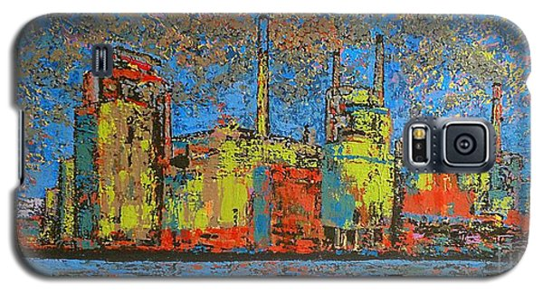 Impression - Irving Mill Galaxy S5 Case