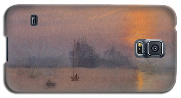 Impression Solent Leviathans Galaxy S5 Case