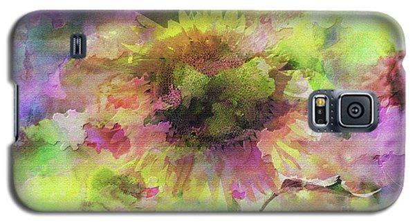 Impression Sunflower Galaxy S5 Case