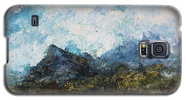 Impressionistic Landscape Galaxy S5 Case