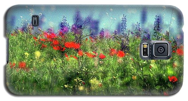 Impressionistic Springtime Galaxy S5 Case