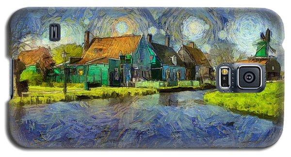 Impressions Of Zaanse Schans Galaxy S5 Case