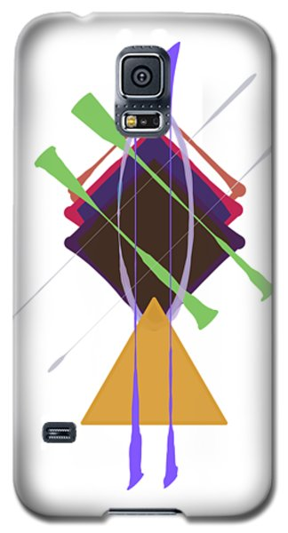 Improvised Geometry #3 Galaxy S5 Case
