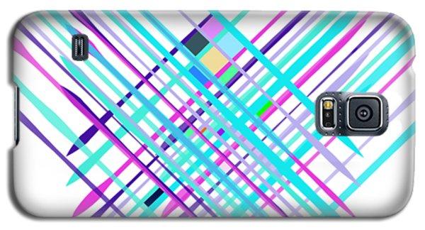 Improvised Geometry #2 Galaxy S5 Case