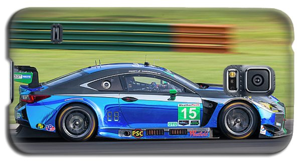 Imsa Lexus Pruett Hawksworth Galaxy S5 Case