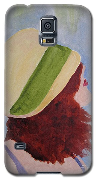 In A Breeze Galaxy S5 Case by Sandy McIntire