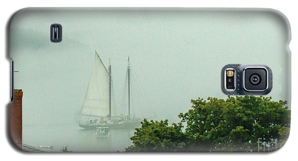 Galaxy S5 Case featuring the photograph In A Fog by Christopher Mace