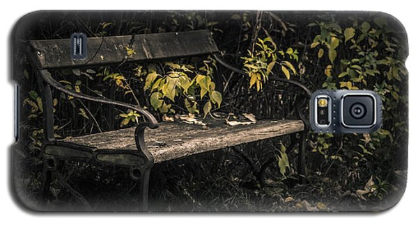 Galaxy S5 Case featuring the photograph In A Forgotten Corner by Odd Jeppesen