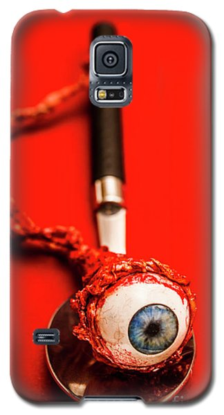 Iris Galaxy S5 Case - In A Place Far Far Away. They Eat Us by Jorgo Photography - Wall Art Gallery