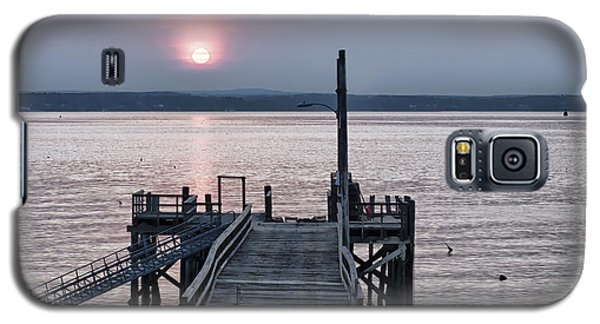 Galaxy S5 Case featuring the photograph In Colors Yet Untold by Richard Bean
