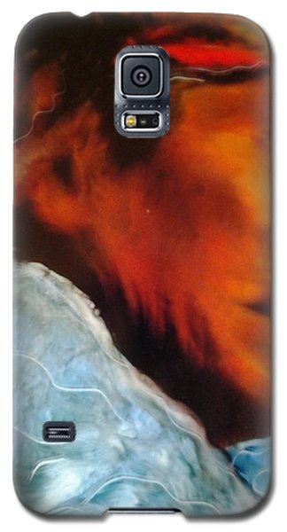 In Cool Clear Waters Galaxy S5 Case by FeatherStone Studio Julie A Miller