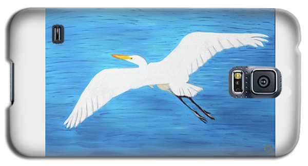 In Flight Entertainment Galaxy S5 Case