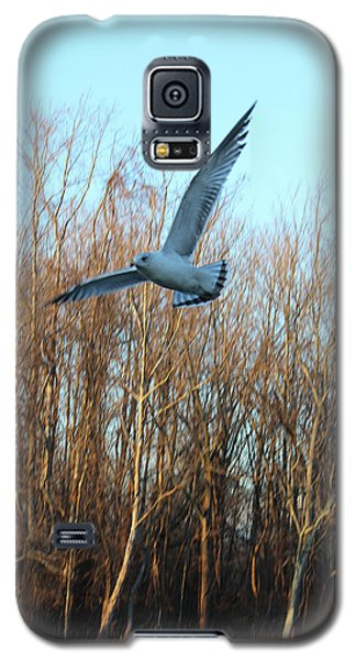 In Flight Galaxy S5 Case