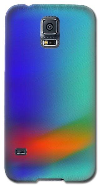 Galaxy S5 Case featuring the digital art In Flight by Prakash Ghai