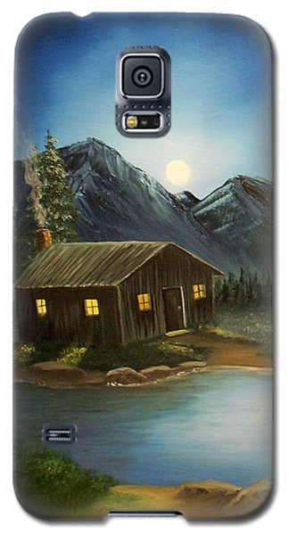 In For The Night Galaxy S5 Case by Sheri Keith