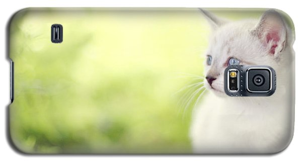 In Her Eyes Galaxy S5 Case by Amy Tyler