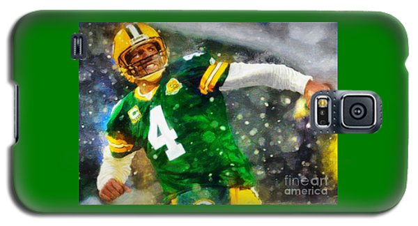 In Honor Of Number 4 The Living Legend Galaxy S5 Case