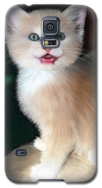 In Memoriam Baby Gussy Galaxy S5 Case