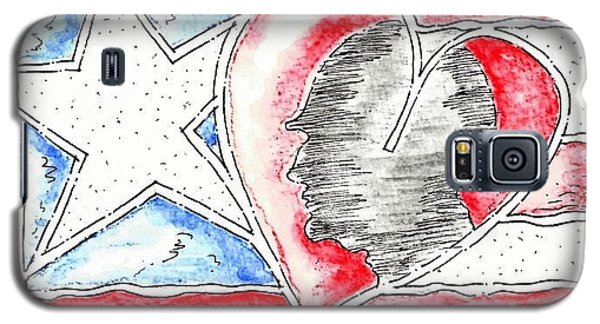 In Memory And Honor Galaxy S5 Case