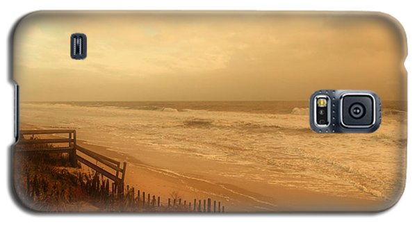 In My Dreams The Ocean Sings - Jersey Shore Galaxy S5 Case