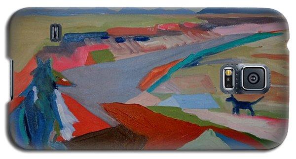 In My Land Galaxy S5 Case by Francine Frank