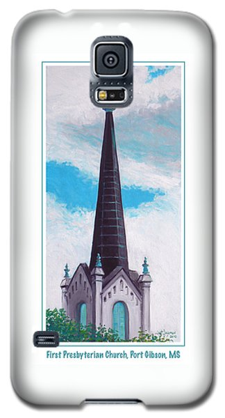 In Port Gibson Ms Galaxy S5 Case