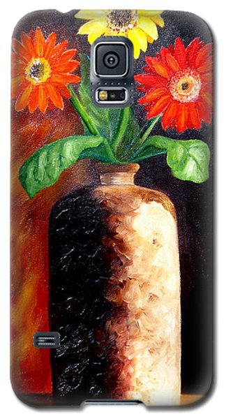 In Sharp Contrast.  Sold Galaxy S5 Case