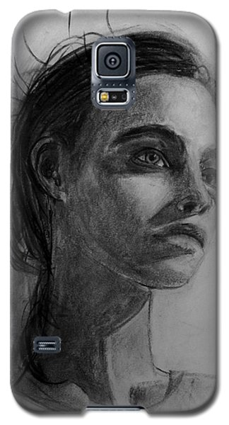 In This Silence I Believe Galaxy S5 Case