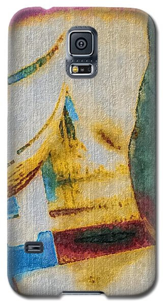 Galaxy S5 Case featuring the photograph In/still by William Wyckoff