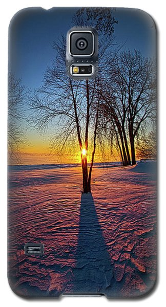 Galaxy S5 Case featuring the photograph In That Still Place by Phil Koch
