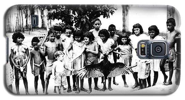 In The Amazon 1953 Galaxy S5 Case by W E Loft