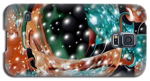 In The Beginning... Galaxy S5 Case