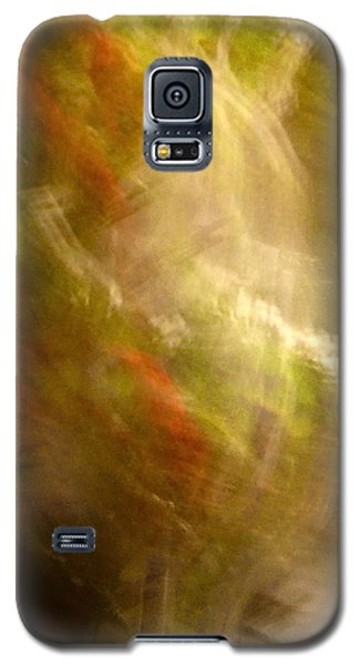 Galaxy S5 Case featuring the photograph In The Beginning by Sean Griffin