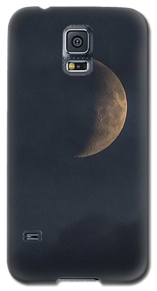 Galaxy S5 Case featuring the photograph In The Blue Hours by Alex Lapidus