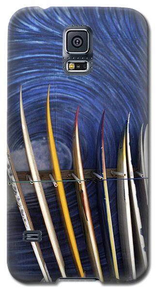 In The Curl Galaxy S5 Case