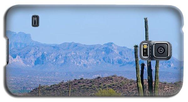In The Desert Galaxy S5 Case