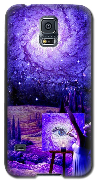 In The Eye Of The Beholder Galaxy S5 Case