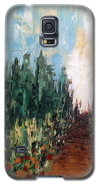 In The Garden Galaxy S5 Case