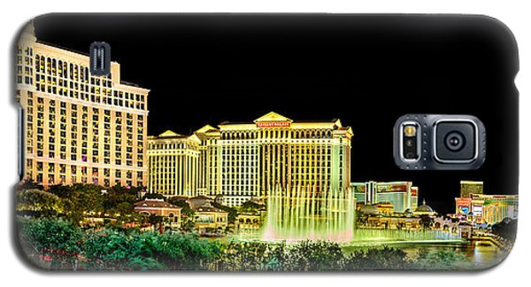 In The Heart Of Vegas Galaxy S5 Case