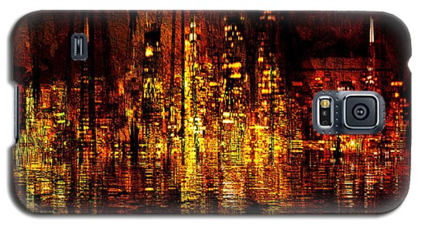 In The Heat Of The Night Galaxy S5 Case