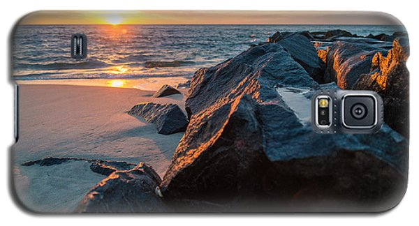 In The Jetty Galaxy S5 Case